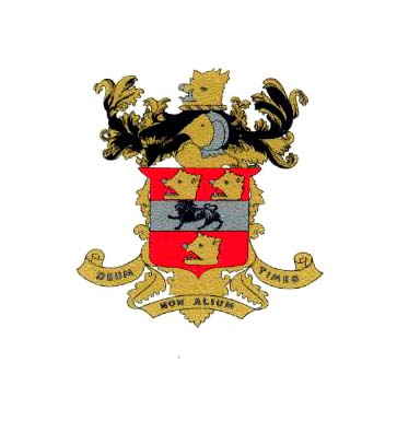 Pootman or Putman Family Crest